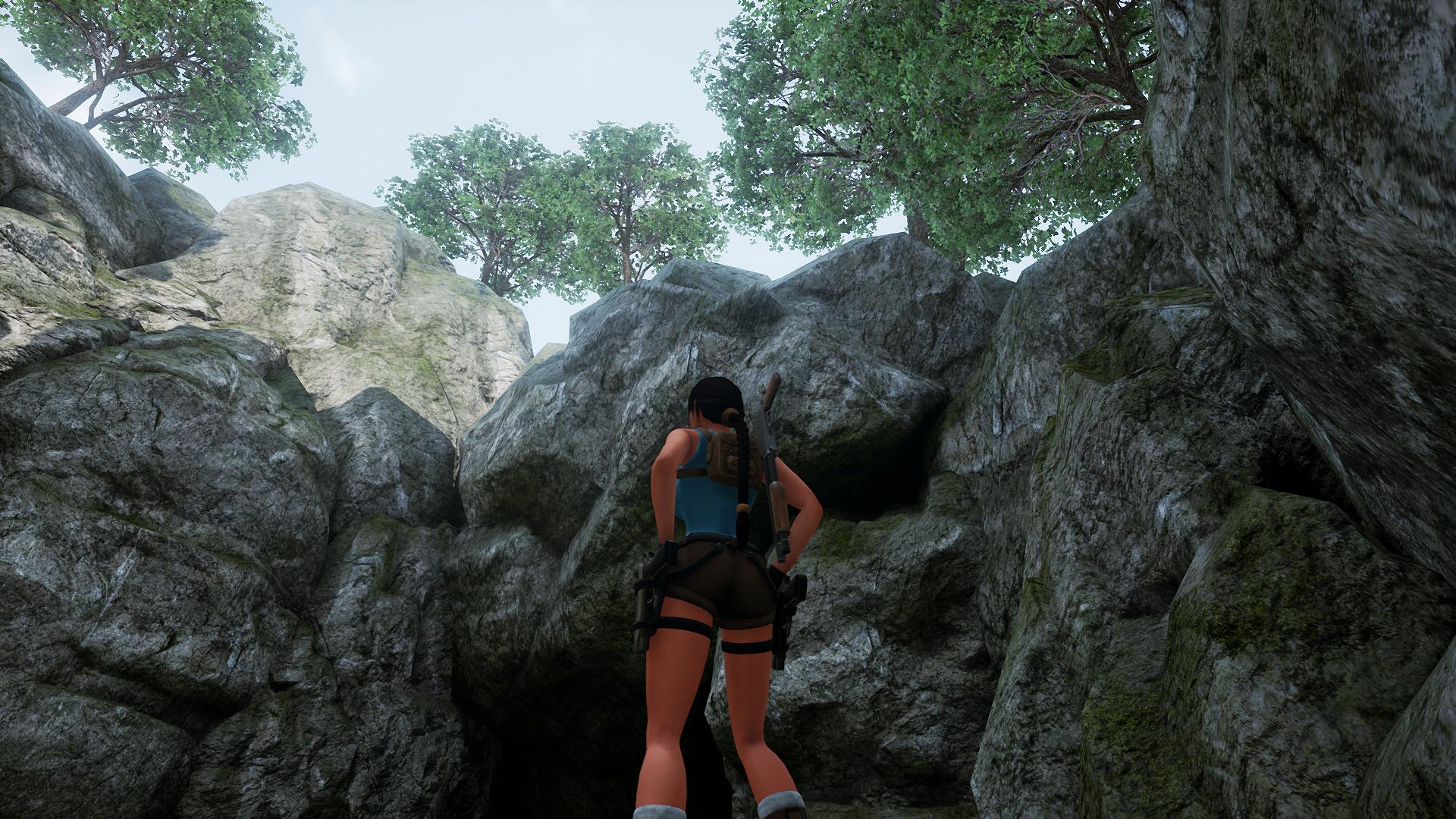 Tomb Raider 2 Remake